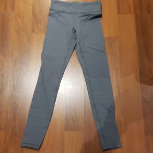 Ivivva by lululemon grey leggings size 10
